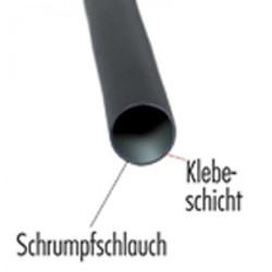 Sintron Connect Krimpkous+lijm 9.5mm 3:1 - 1 meter