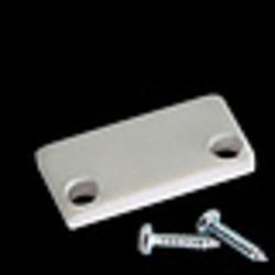 Aluminium End cap voor ALUPRO-S1