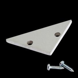 Aluminium End cap voor ALUPRO-S2