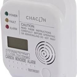 koolmonoxidemeter op batterij