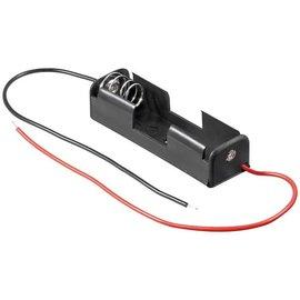 Batterijhouder voor 1 x AA
