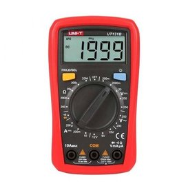 UNI-T Digitale multimeter - Manual range