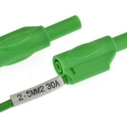 Veiligheidssnoer groen 0,5 meter