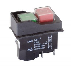 Magnetische schakelaar 230V 16A
