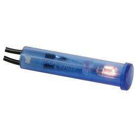 Ronde 7mm signaallamp 24V