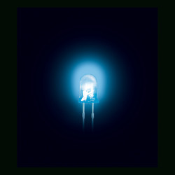 5mm ultrahelder blauw