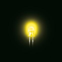 5mm geel
