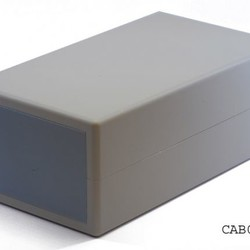 Ohmeron Behuizing ABS 195x110x76mm