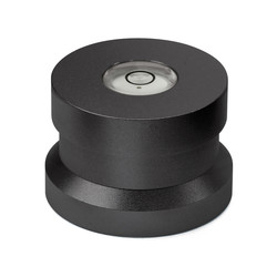 Audio Dynavox Dynavox aluminium puck ASP3 met waterpas- zwart