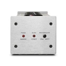 Audio Dynavox 5 V dynavox stekkerblok zilver