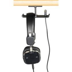 Audio Dynavox  compacte hoofdtelefoonhouder DUO van Dynavox