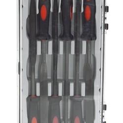 Blanko 6 delige set met naaldvijlen II