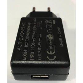USB lader 5V-2A