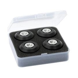 Audio Dynavox Siliconen 4 delige rubberen voeten