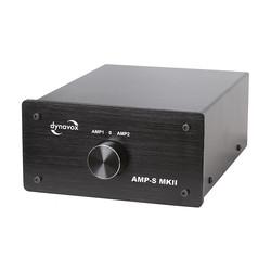 Audio Dynavox Dynavox versterker/boxen switcher zwart MKII