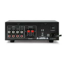 Audio Dynavox Dynavox mini  versterker CS-PA1 MKII zwart