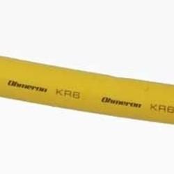 KR8 krimpkous thermisch geel 25 stuks