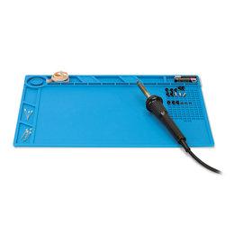 Siliconen soldeermat 35x25cm