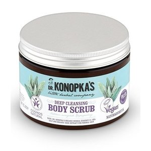 Dr. Konopka's Body Scrub Deep Cleansing, 500 ml