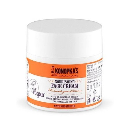 Dr. Konopka's Face Cream Nourishing, 50 ml