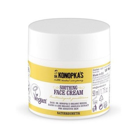 Dr. Konopka's Face Cream Soothing, 50 ml