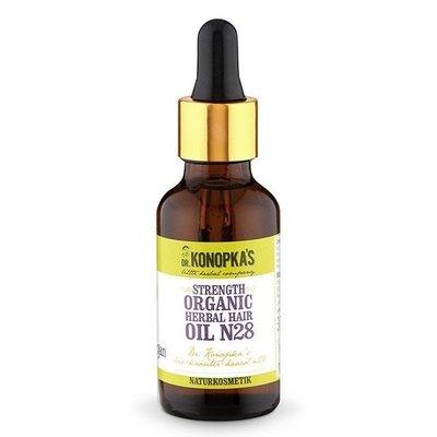 Dr. Konopka's Herbal Hair Oil N28, 30 ml