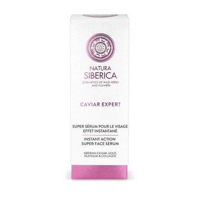 Natura Siberica Caviar Expert Instant action super face serum 30 ml