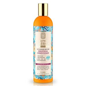 Natura Siberica Oblepikha Conditioner Deep Cleansing and Care 400 ml