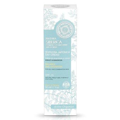 Natura Siberica Sophora Japonica Day Cream 50 ml