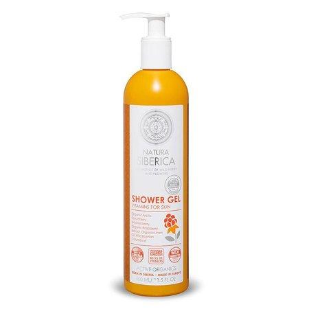 Natura Siberica Shower Gel Vitamins for Skin