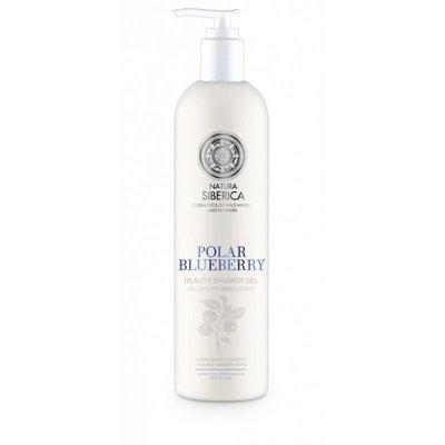 Natura Siberica  Polar Blueberry beauty shower gel, 400ml