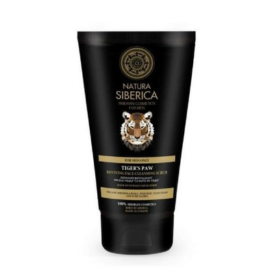 Natura Siberica Tiger's Paw Reviving Face Cleansing Scrub 150ml