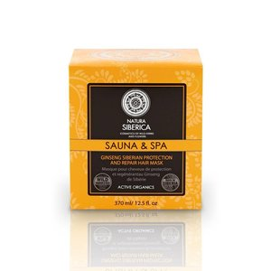 Natura Siberica Ginseng Siberian Protection and Repair Hair Mask 370 ml