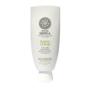 Natura Siberica Volume hair mask, White Cedar, 200ml