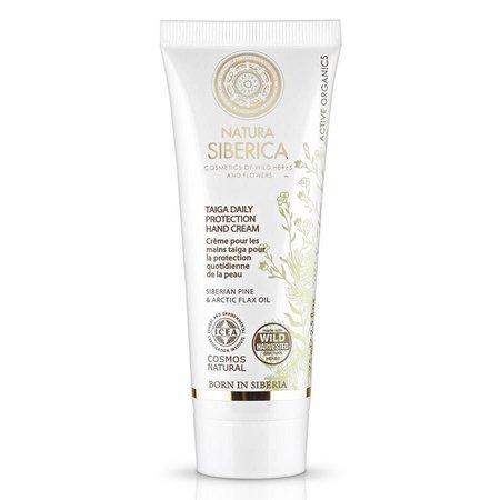 Natura Siberica Taiga Daily Protection Hand Cream 75 ml