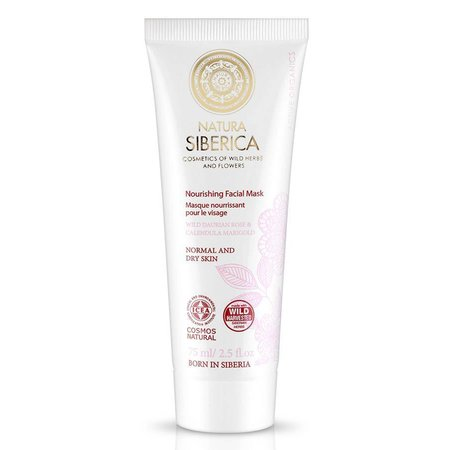 Natura Siberica Nourishing Facial Mask 75 ml