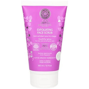 Natura Siberica Exfoliating Face Scrub 150 ml