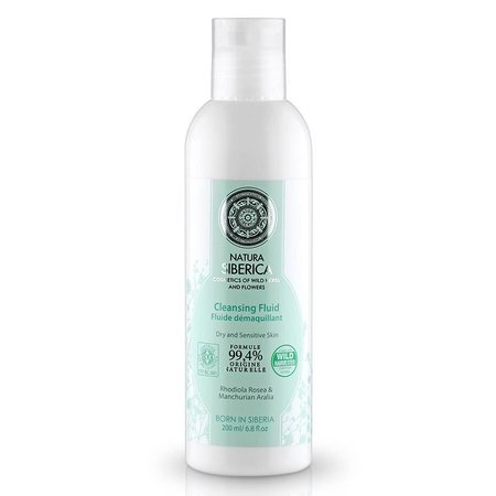 Natura Siberica Cleansing Fluid 200 ml