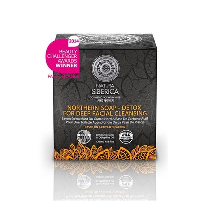 Natura Siberica Northern Soap - Detox for Deep Facial Cleansing 120 ml