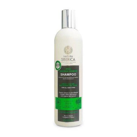 Natura Siberica Wild Siberian Juniper Shampoo ( BDIH ) 400 ml