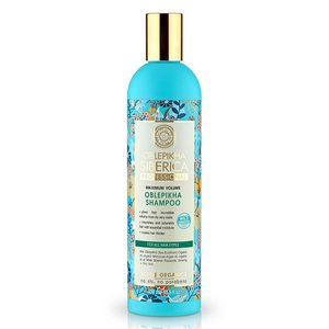 Natura Siberica Oblepikha Shampoo Maximum Volume ( All Hair Types ) 400 ml