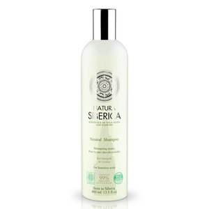 Natura Siberica Neutral Shampoo 400 ml