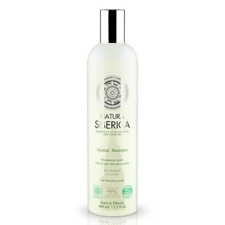Natura Siberica Neutral Shampoo 400 ml