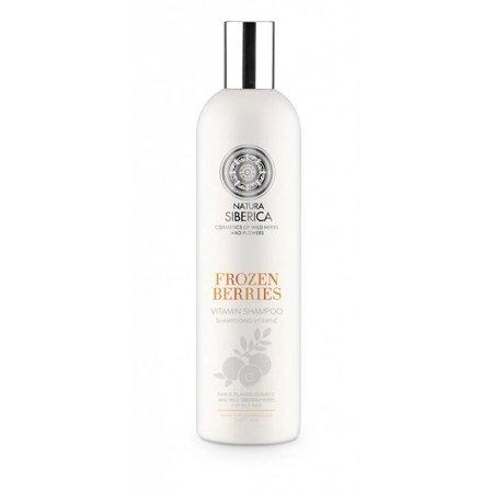 Natura Siberica Frozen Berries vitamin shampoo, 400ml