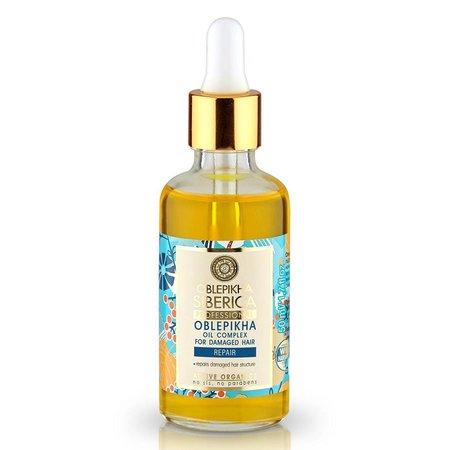 Natura Siberica Oblepikha Oil Complex Repair ( for Damaged Hair ) 50 ml
