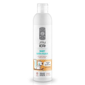 Natura Siberica Baby Bath Foam 0+ 250 ml