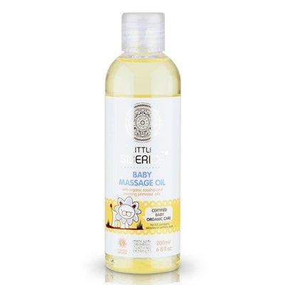 Natura Siberica Baby Massage-olie 200 ml