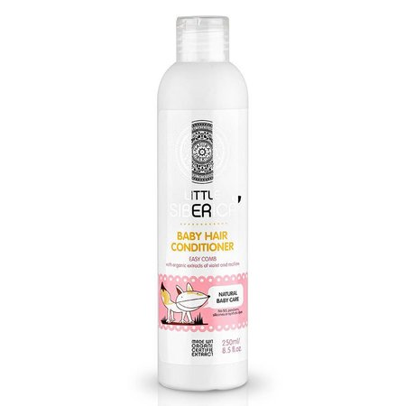 Natura Siberica Baby Hairconditioner 250ml 1+