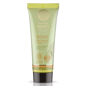 Natura Siberica Smoothing Heel and Foot Balm 75 ml
