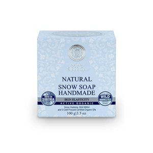 Natura Siberica Snow Soap Handmade 100 ml